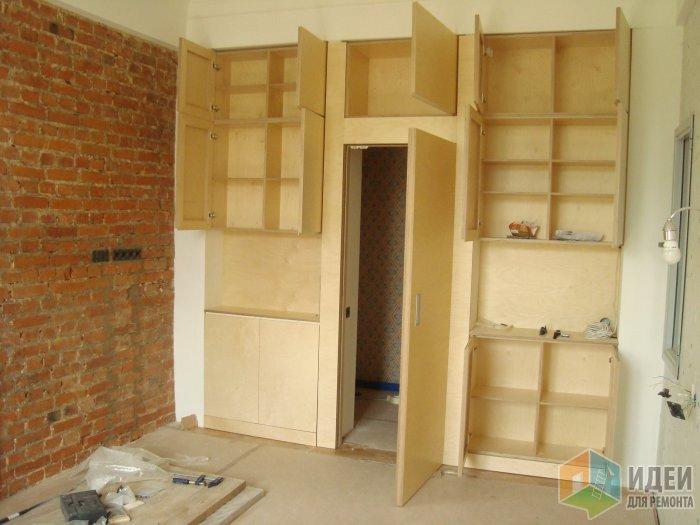 Мебель своими руками в домашних условиях с фото шкафы