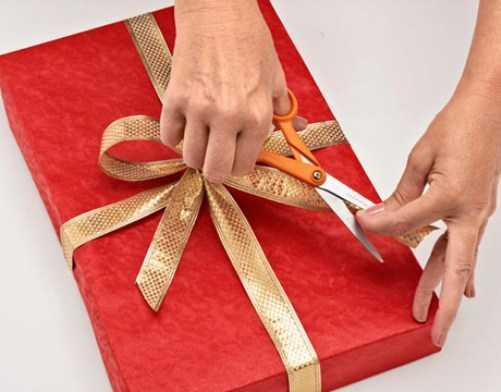 Упаковка для подарка своими руками большого подарка