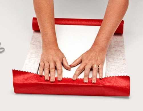 Красиво упаковать коробку своими руками