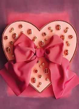 Как сделать коробочку сердце своими руками из бумаги