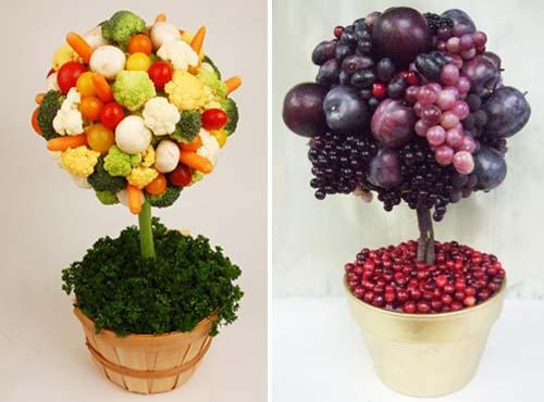 Дерево своими руками с фруктами