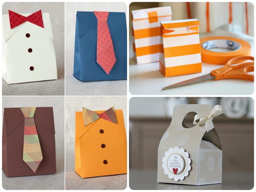 Оригинальные подарки своими руками из бумаги