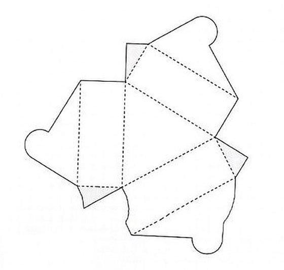 Как сделать коробочку из бумаги своими руками для подарка