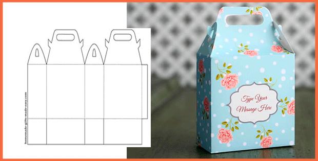 Упаковка подарков бумагой