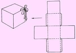 Как сделать коробку из картона своими руками с