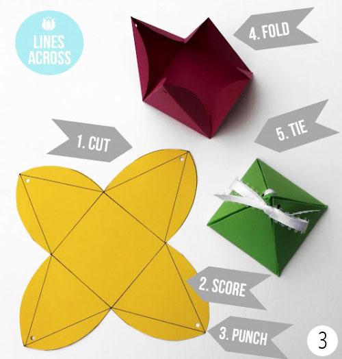 Как сделать из открыток шкатулку своими руками