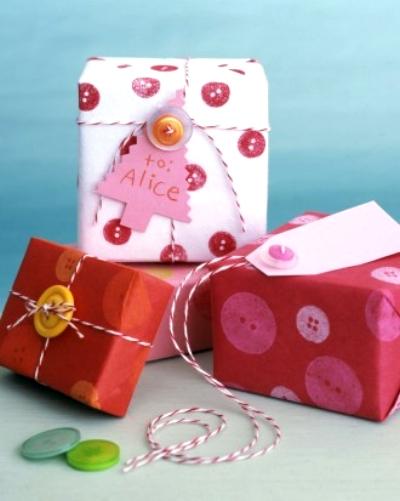 Праздничная упаковка для подарка своими руками - Домашний Очаг - Полезные советы Онлайн