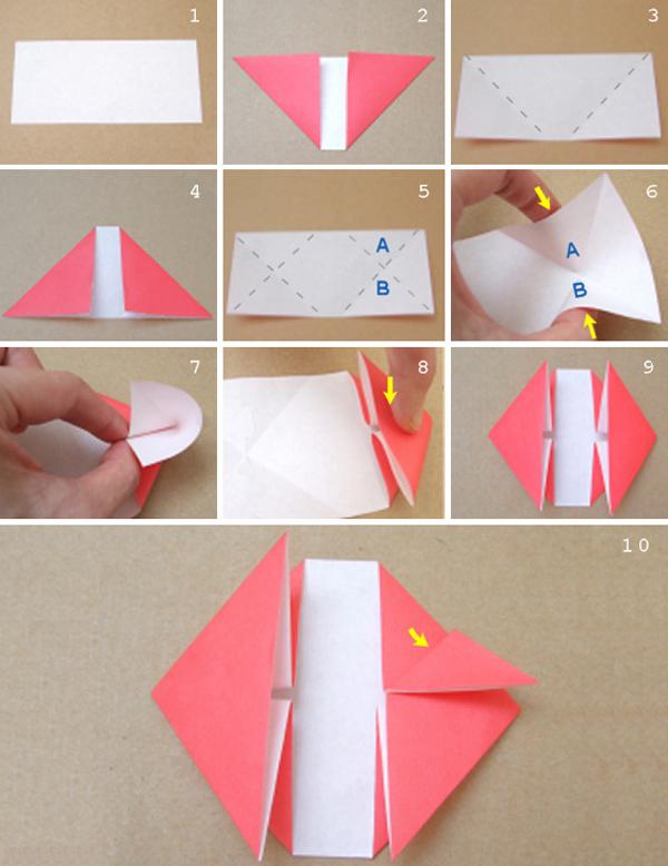 Что можно сделать из бумаги легкое своими руками