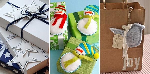 Как оригинально упаковать подарки своими руками