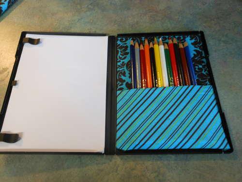 для карандашей из упаковки для DVD
