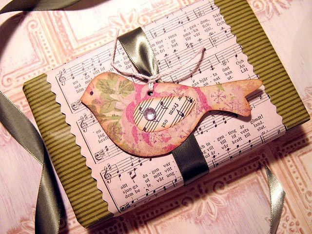 Подарки музыкантам своими руками