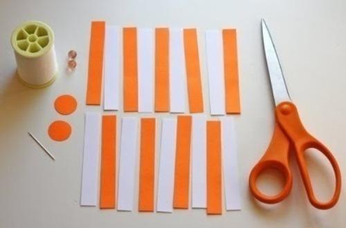 Новогодние украшения игрушки своими руками из бумаги