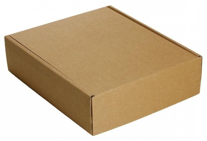 Как сделать коробку из картона