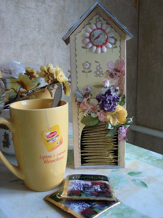 чайный домик из картона (12) (525x700, 302Kb)
