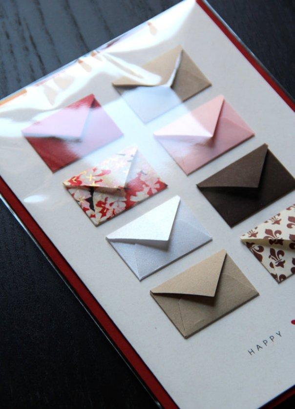 Подарки своими руками подруге из бумаги