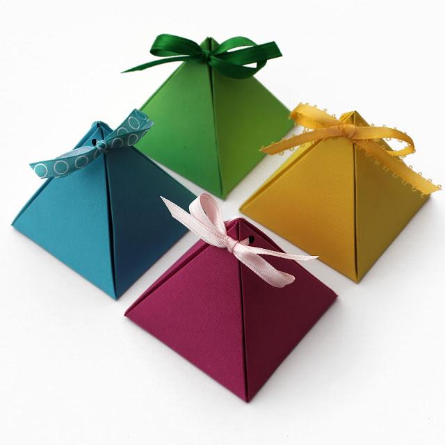 Подарочная коробка своими руками с фото