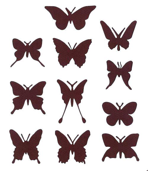 Абажуры своими руками из бабочек