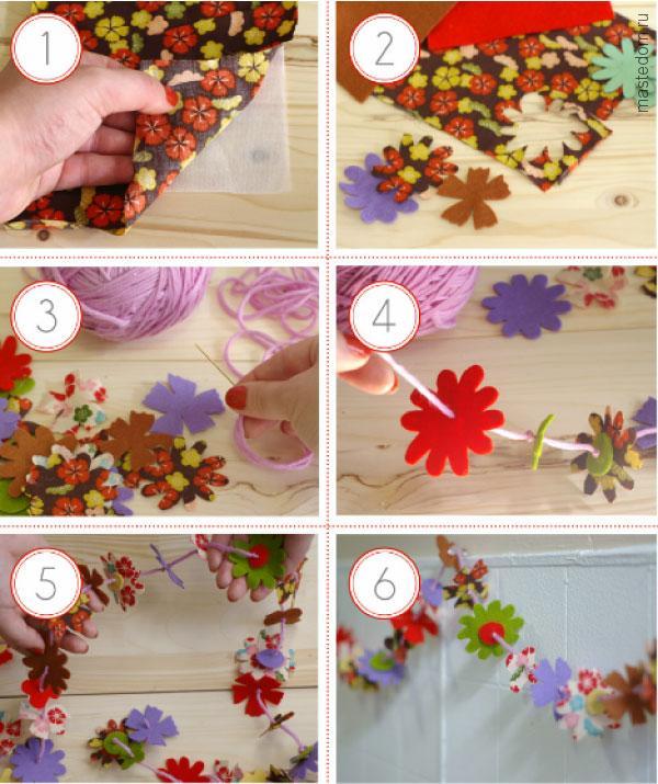 Как сделать украшения своими руками на день рождения