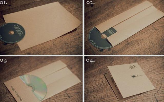 Как сделать футляр для диска своими руками
