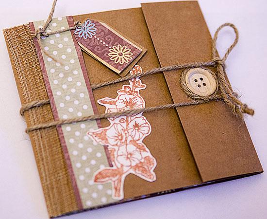 Подарочные конверт своими руками