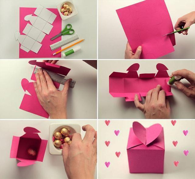 Как делать подарок на день рождения своими