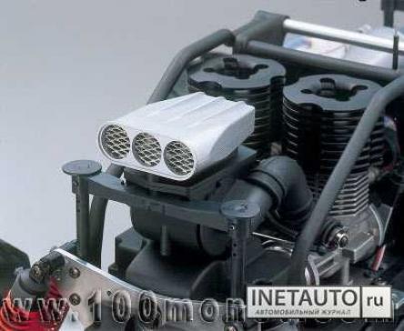 Радиоуправляемые модели машин