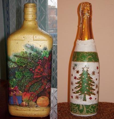 Крышка на бутылку своими руками фото
