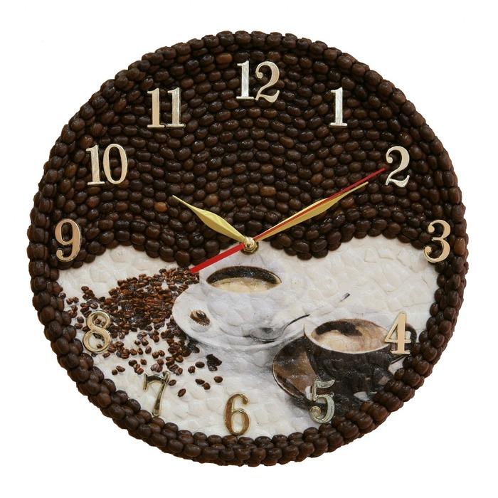 Часы своими руками фото