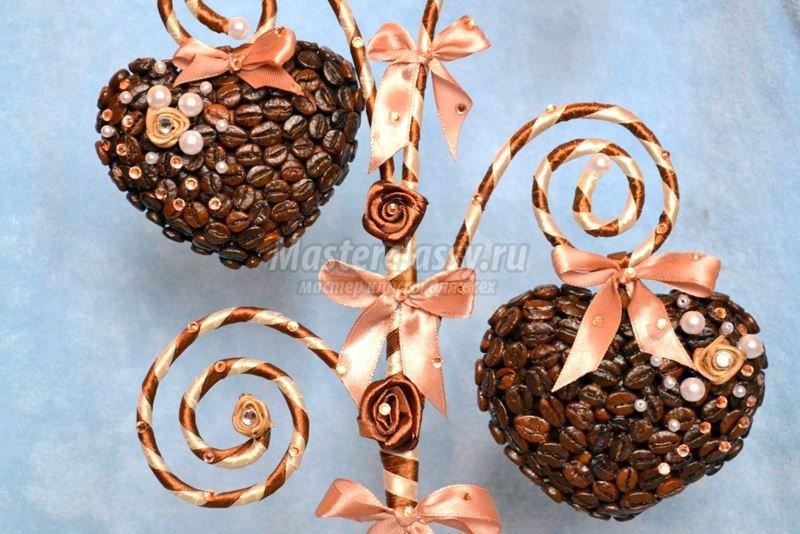 Кофейные деревья своими руками фото мастер класс