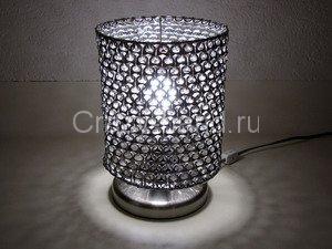 Настольные лампы своими руками из подручных материалов