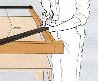 Дверная коробка изготовление своими руками