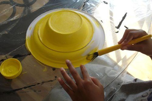 Шляпы своими руками из подручного материала