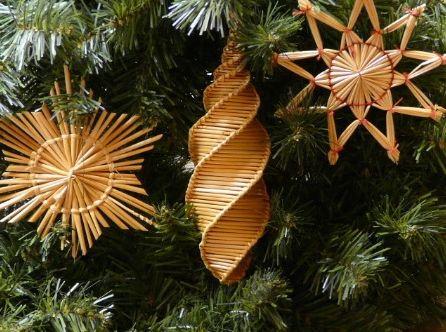 Новогодняя игрушка на елку снеговик своими руками