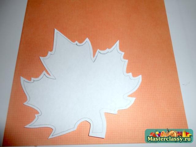 Как сделать открытку из листа бумаги