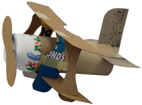 Поделки ко дню авиации