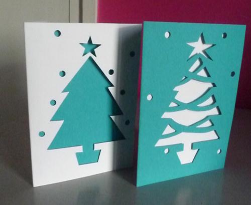 Оригинальные поделки из бумаги к новому году своими руками