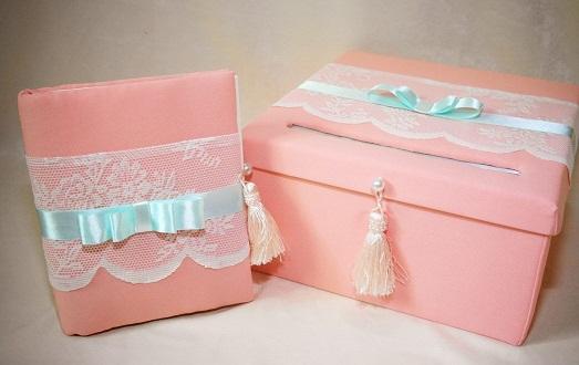 Как своими руками украсить коробку на свадьбу