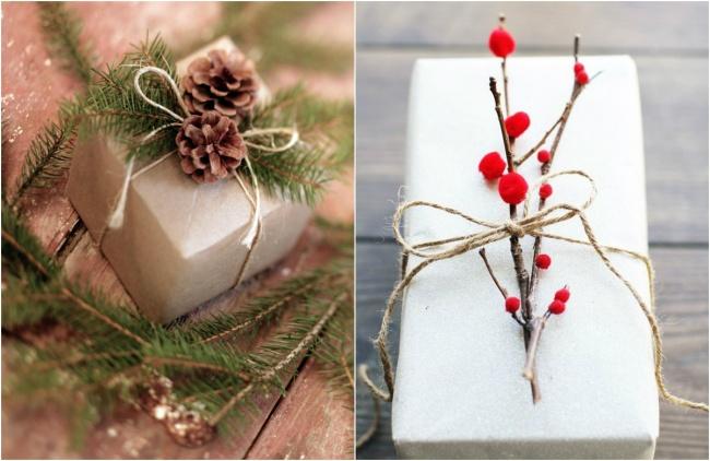 Идея новогоднего подарка своими