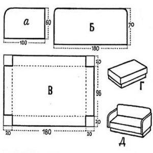 Мебель из картона своими руками мастер-класс выкройки
