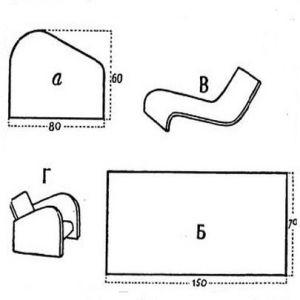 Как сделать кукольную мебель из картона своими