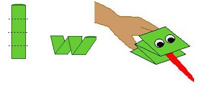 Простые поделки из бумаги своими руками видео