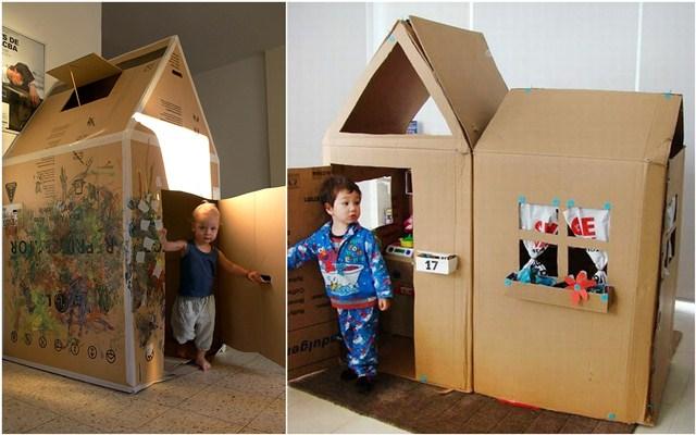 Как сделать детский дом
