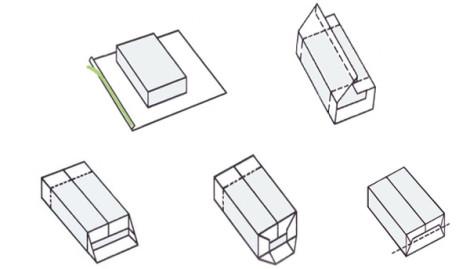 Как упаковать подарок в подарочную бумагу пошаговая