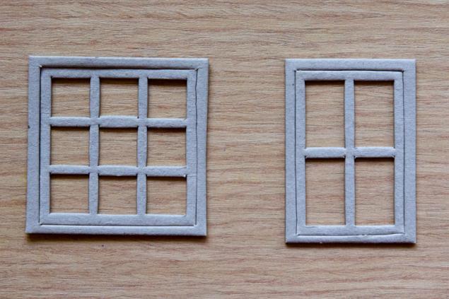Сделать макет окна со шторами своими руками