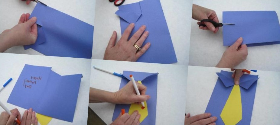 Подарки дедушке на день рождения своими руками из бумаги