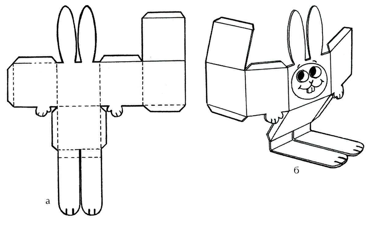 Подделки из бумаги и из картона своими руками
