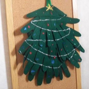 Украшения для елки из бумаги в детский сад своими руками - Belbera.Ru