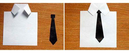 Как сделать галстук своими руками для мальчиков