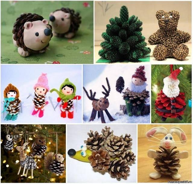 Игрушки из экологически чистых материалов своими руками