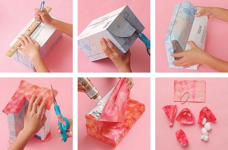 Как сделать папку своими руками для кукол